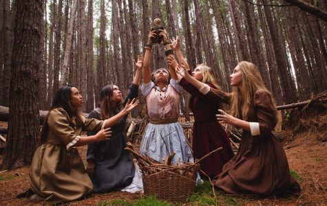 Seabury Hall prepares for the upcoming production of 'The Crucible'