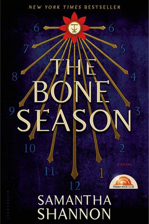 On+our+bookshelf%3A+%22The+Bone+Season%22+by+Samantha+Shannon+