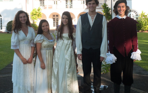 Seabury's sophomores are set to share Shakespeare with the community