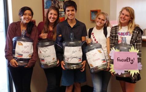 Seabury Hall donates to the Philippines