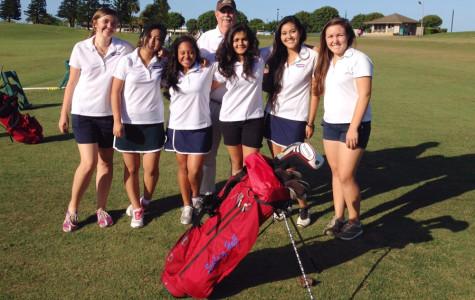 Seabury Hall's girls golf team prepares for a season of improvement
