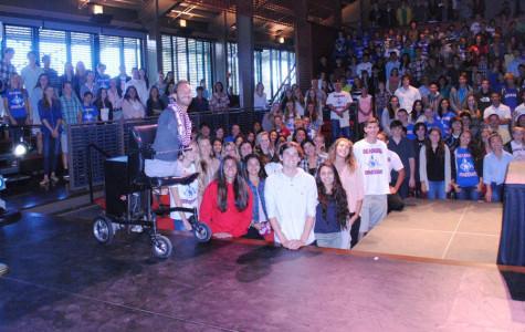 Seabury Hall embraced Nick Vujicic with love and aloha