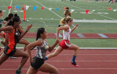 State champion Alyssa Bettendorf runs towards her future