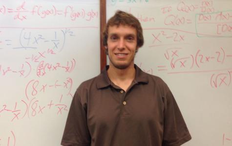 Seabury Hall's new math teacher, Joshua Levenson, is always up for an adventure