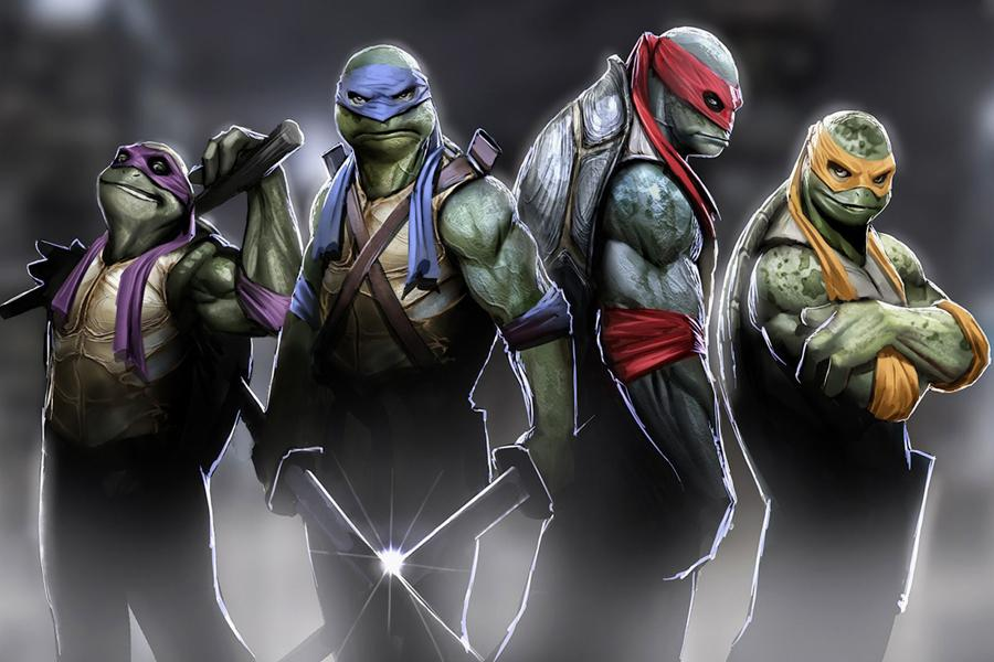 Review: 'Teenage Mutant Ninja Turtles': Half-shells with half a plot