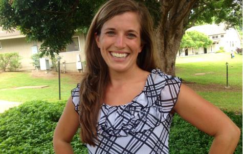 Meet Molly Schad, Seabury Hall's new chorus teacher