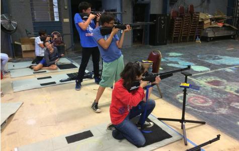 Seabury Hall's air riflery team takes aim at success