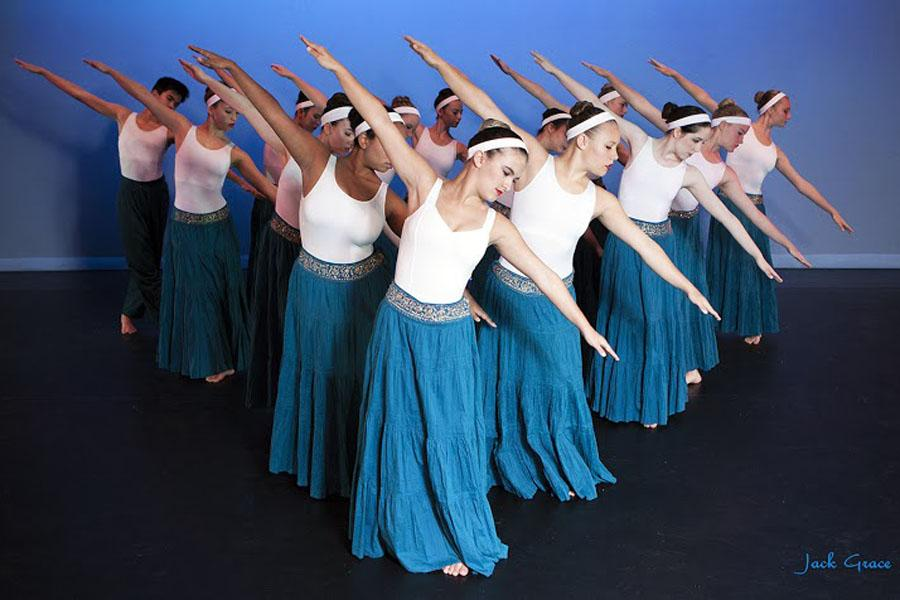 Seabury Hall's dance program was established twenty-five years ago, and it has evolved into a thriving program.