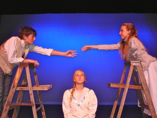 Students from Seabury Hall's middle school star in a new production of Thorton Wilder's classic play