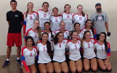 Seabury Hall's volleyball girls bring the heat