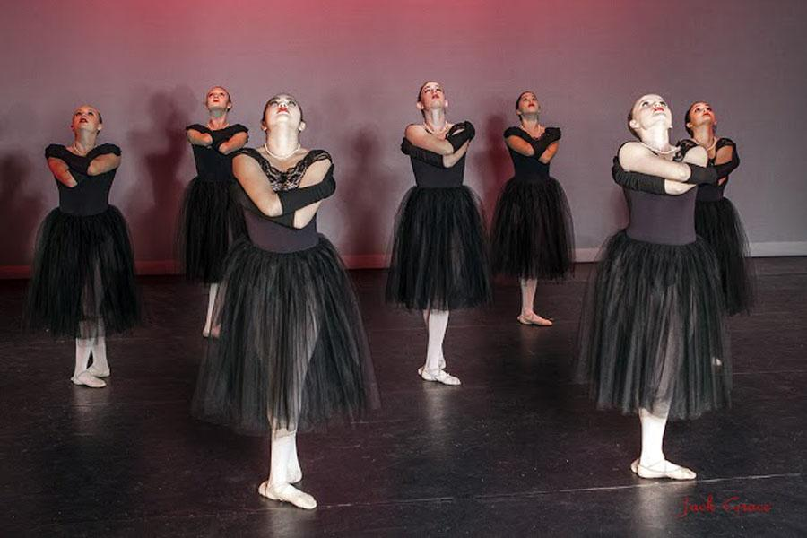 The Seabury Hall dance program challenges students and teachers bodies and minds.