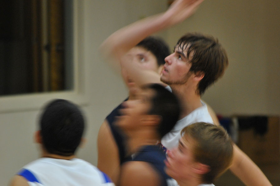 Senior Jordan Haylor returns to lead Seabury Hall's boys basketball team in their new season.