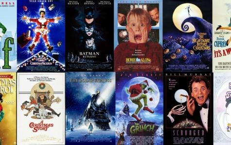 Twelve days of holiday films