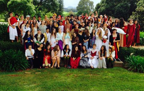 Seabury Hall's sophomores produce another successful Shakespeare Festival