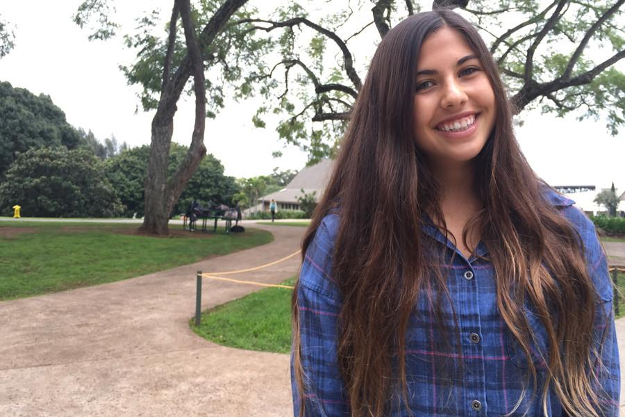 Seabury Hall sophomore Nanea Haynes shares her passion for good health and delicious foods through her raw food business.