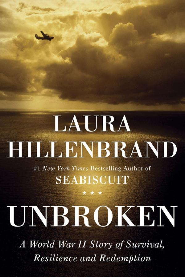 On+our+bookshelf%3A+%22Unbroken%22+by+Laura+Hillenbrand++will+inspire+you+to+be+unbreakable