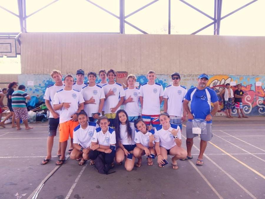 Over spring break, fourteen Seabury Hall paddlers traveled to Tahiti to compete in an international paddling competition.