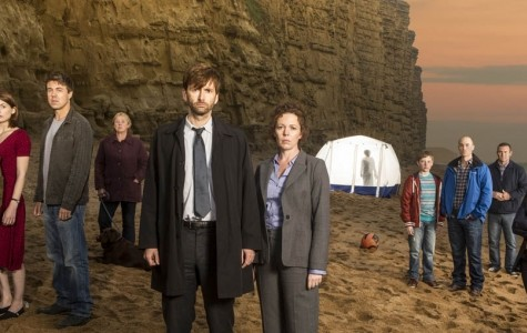 TV Review: A murder proves hard to solve in 'Broadchurch'