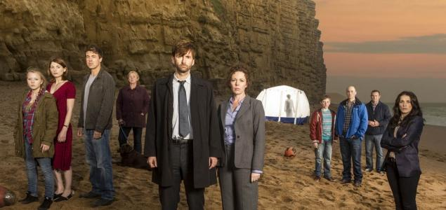 TV+Review%3A+A+murder+proves+hard+to+solve+in+%27Broadchurch%27