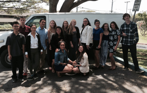 Introduction to Law students learned about law and order on recent field trip