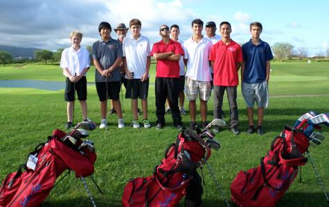 Seabury Hall's boys golf team swings its way to success