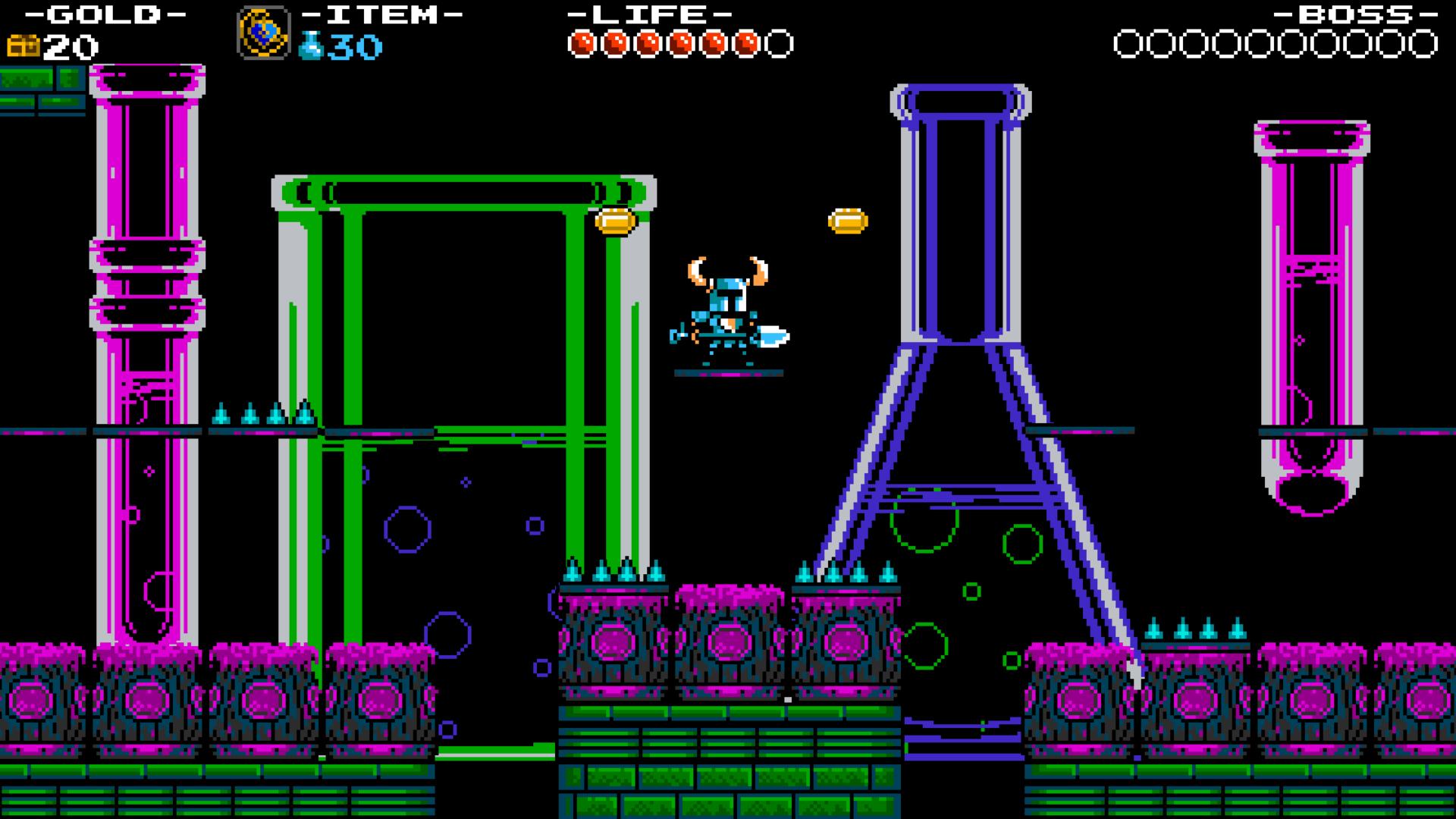 Video Game Review Shovel Knight Digs Into Fun 8 Bit Nostalgia