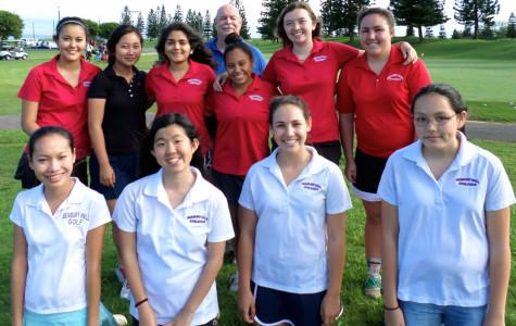 From tens and twelves to birdies and bogeys: Seabury' Hall's girls golf team made great progress this season