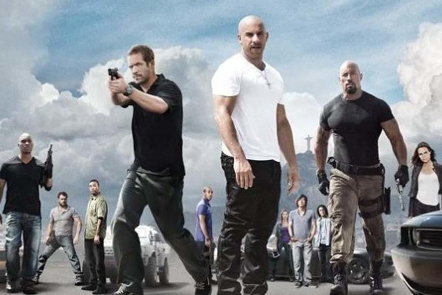 DVD Review: Review: The 'Fast and Furious' crew is back in the driver's seat with their seventh movie