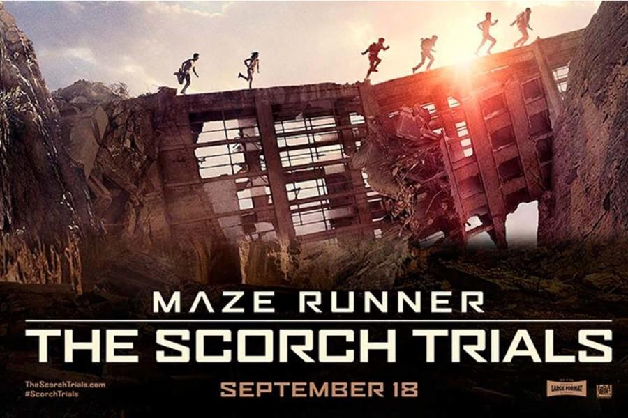 Film+Review%3A+The+friends+may+have+escaped+the+maze%2C+but+they%27re+still+on+the+run+in+%27The+Maze+Runner%3A+Scorch+Trials%27