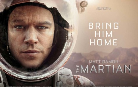DVD Review: Matt Damon is the lone survivor in 'The Martian'