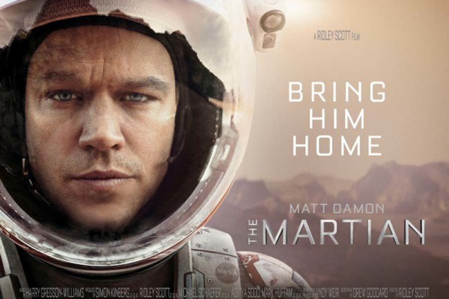 DVD+Review%3A+Matt+Damon+is+the+lone+survivor+in+%27The+Martian%27