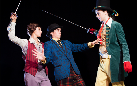 Meet the cast of Seabury Hall's production of 'Twelfth Night'