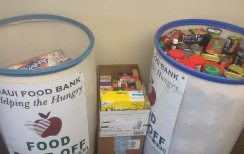 Donate your cans! Seabury Hall is hosting a canned food drive
