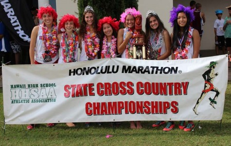 The first to the finish line: Seabury Hall's girls cross country team runs their best season yet