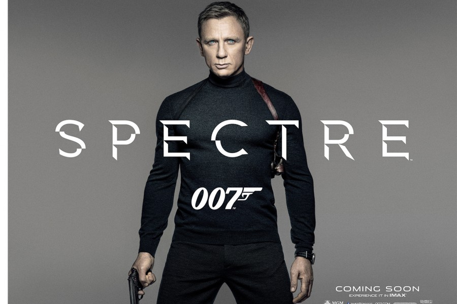 Film Review: Daniel Craig is back as Bond in 'Spectre'