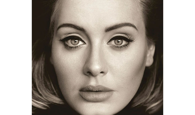 Album+Review%3A+Adele+returns+with+more+beautiful+heartache+in+%2725%27