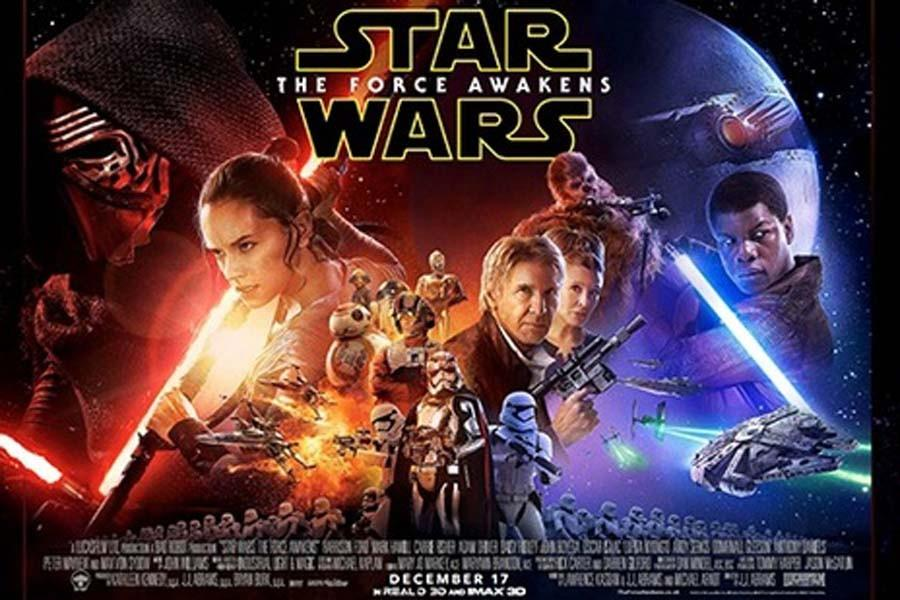 Film Review: 'Star Wars: The Force Awakens:' The Force is strong with this one.