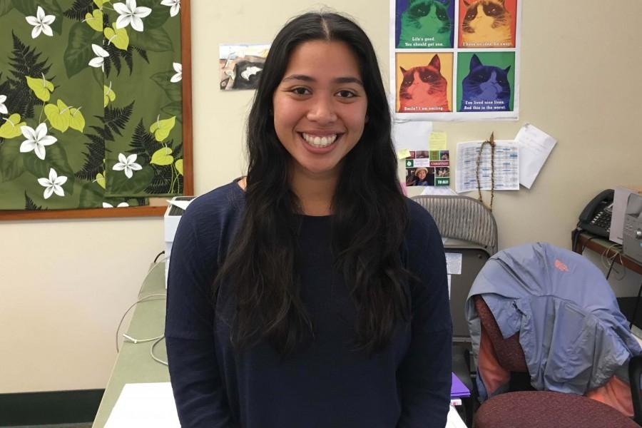 Asha+Francisco+is+happy+to+share+her+passion+for+Spanish+language+and+culture+with+her+students+during+the+third+quarter.