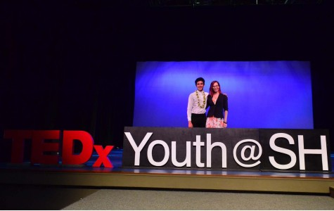 Senior Jacob Alabab-Moser is changing the world one TEDx event at a time