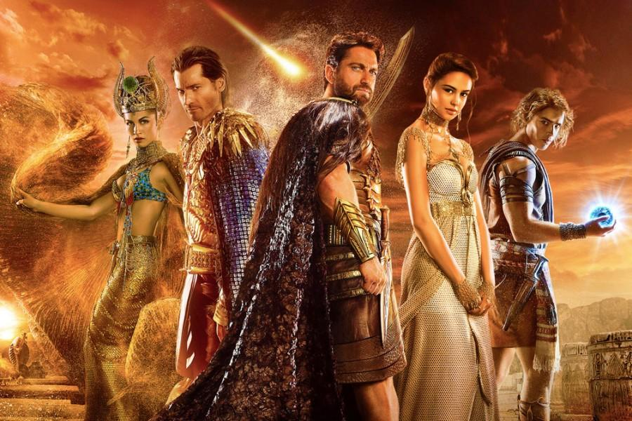 Film Review: The special effects dazzle in 'Gods of Egypt'