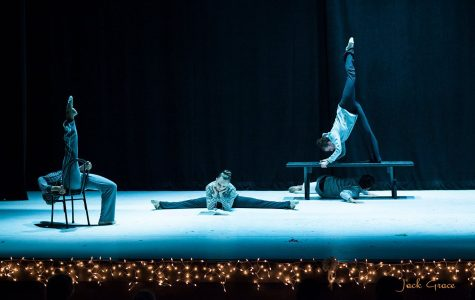 Seabury Hall's Dance Ensemble shares its talent with the school and community