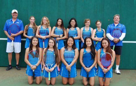 Seabury Hall's girls tennis team is young but fierce this season