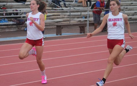 You can run, but you can't catch Seabury Hall's girls track team