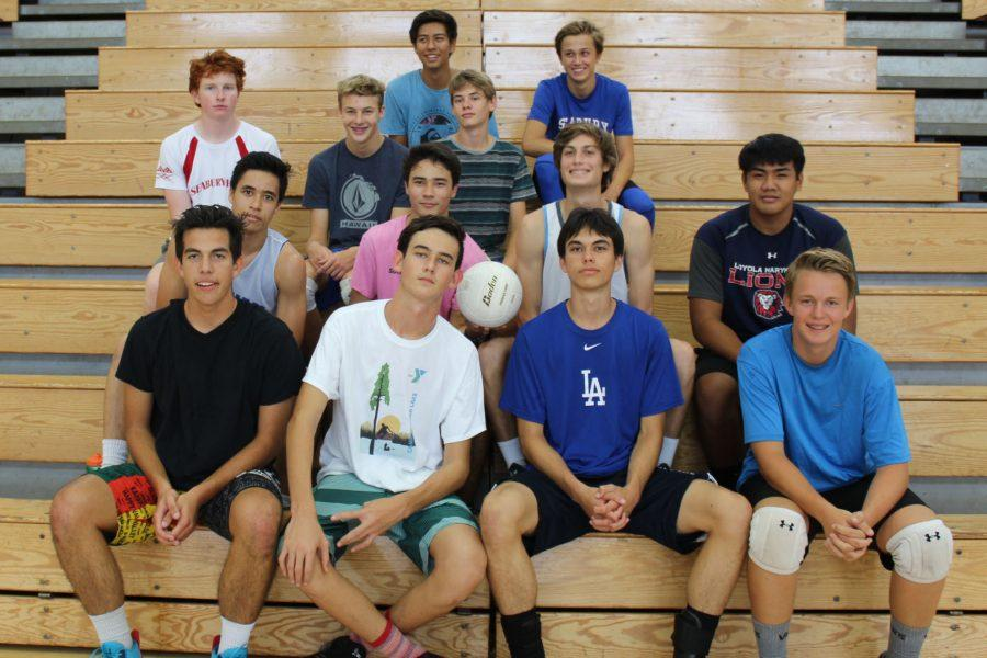Seabury Hall's boys varsity volleyball team has found success this season by working on fundamentals and team work.