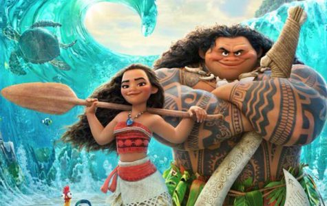 Film Review: Maui's fishhook will pull you into 'Moana'