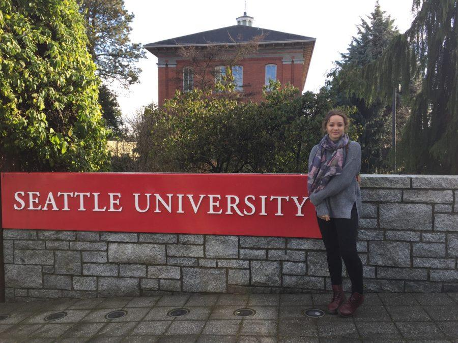Junior (and Seabury Tides staff writer) Alex Abraham was one of many Upper School students who visited colleges on the mainland and in Canada during Winterim Week.