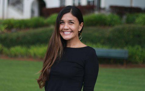 Seabury Hall welcomes traveler and dreamer Ms. Kamera Lang