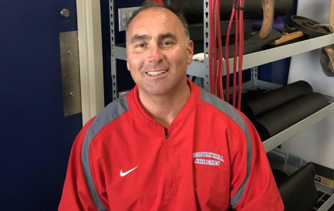 The well-travelled athlete: Seabury Hall's athletic director Mr. Robert Dougherty